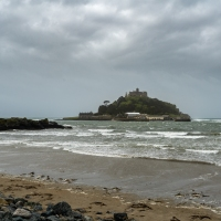 Stormy day at the Mount
