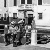 Working in Venice