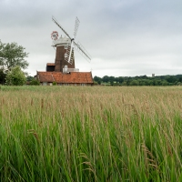 I'm a fan of windmills