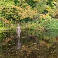 Autumnal Gormley